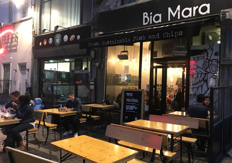 Не большой ресторанчик Bia Mara