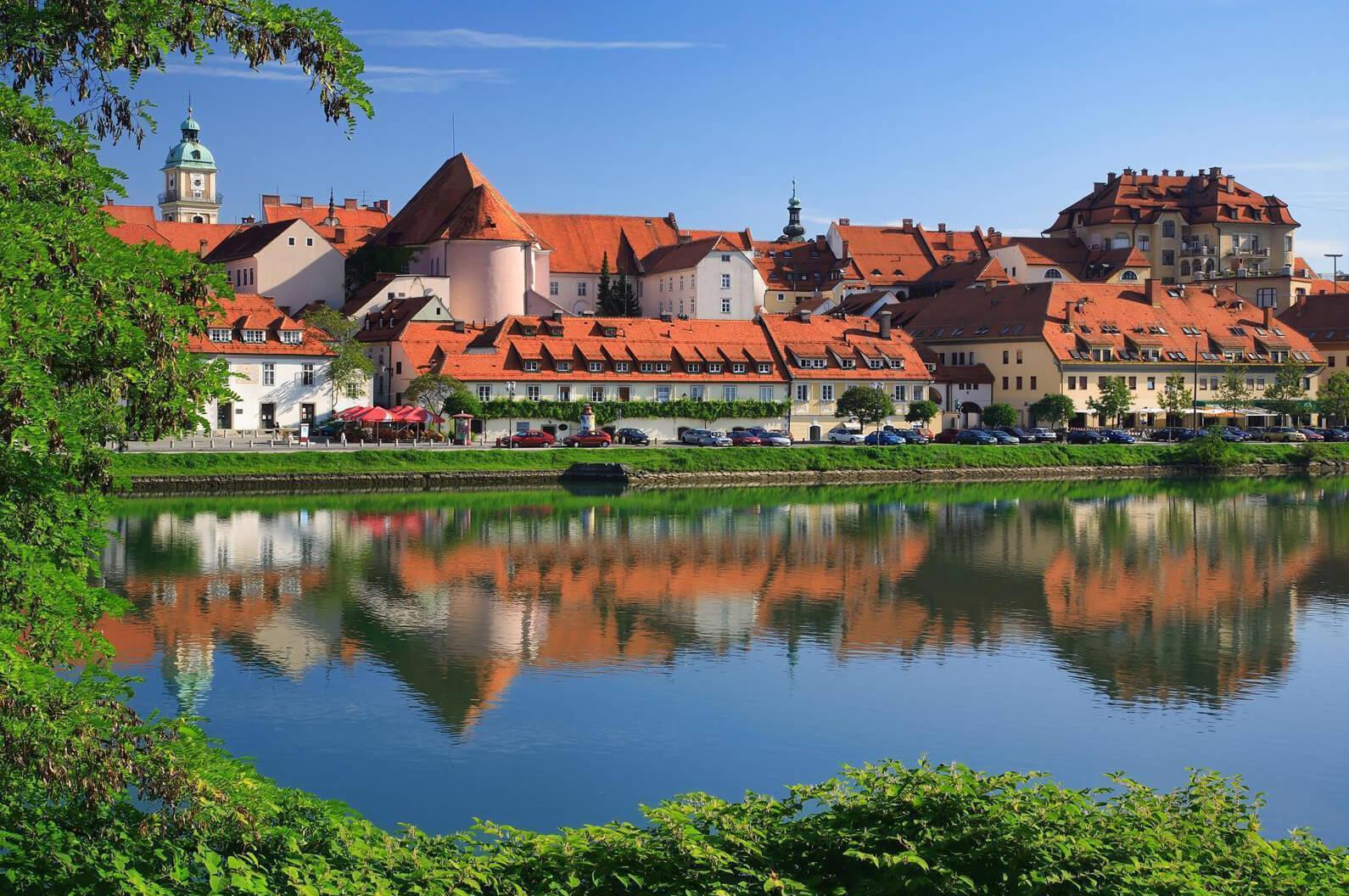 Марибор, Словения