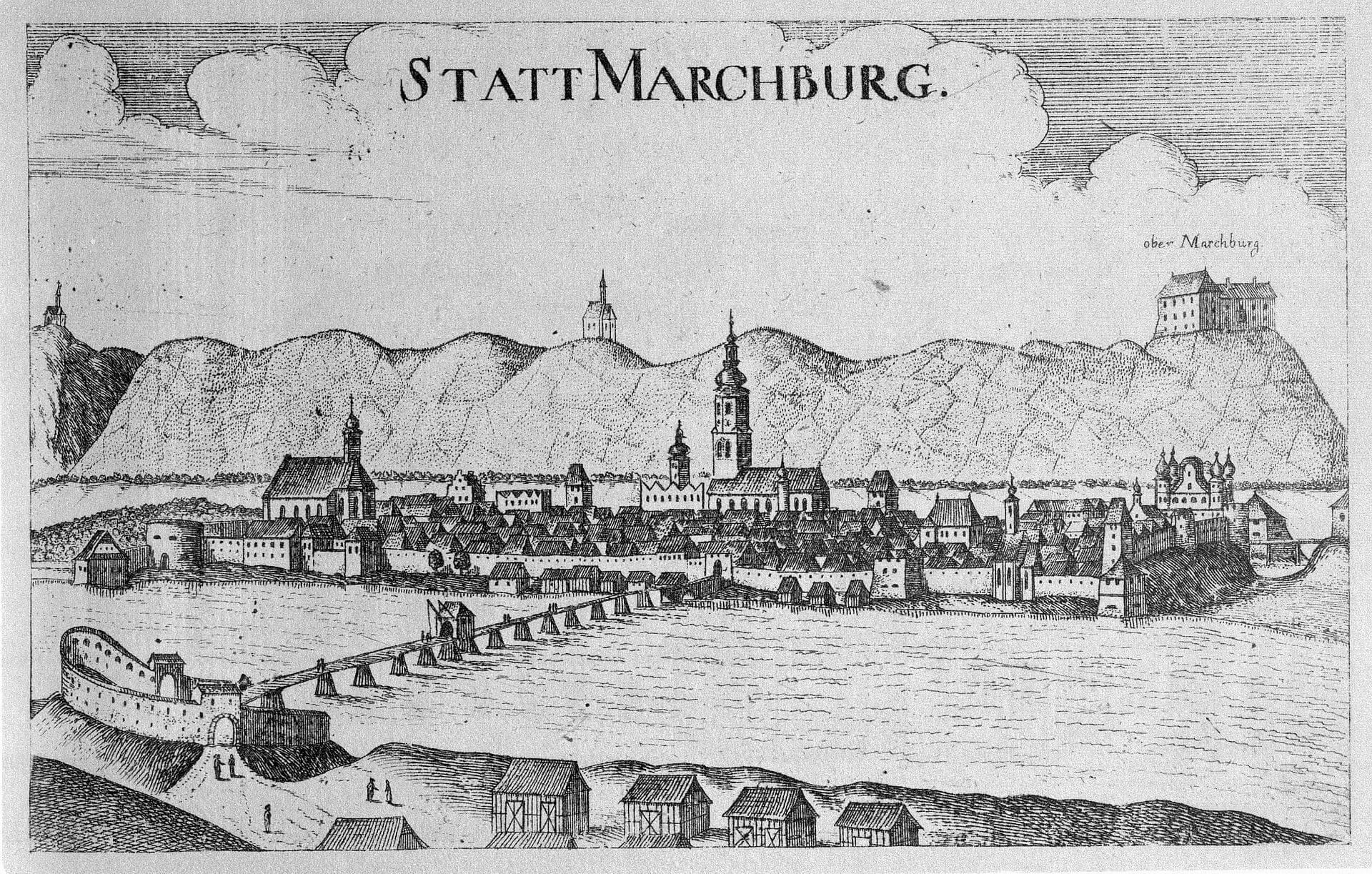Средневековый Марибор