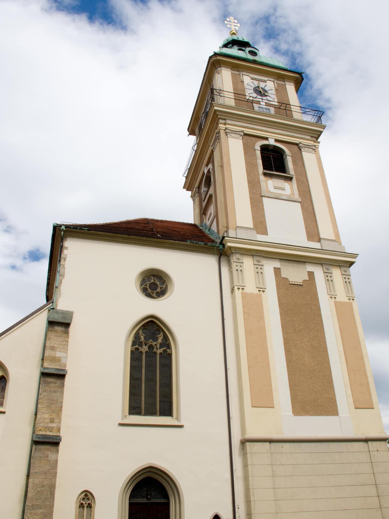 Мариборская колокольня