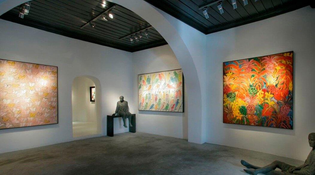В галерее Рарити