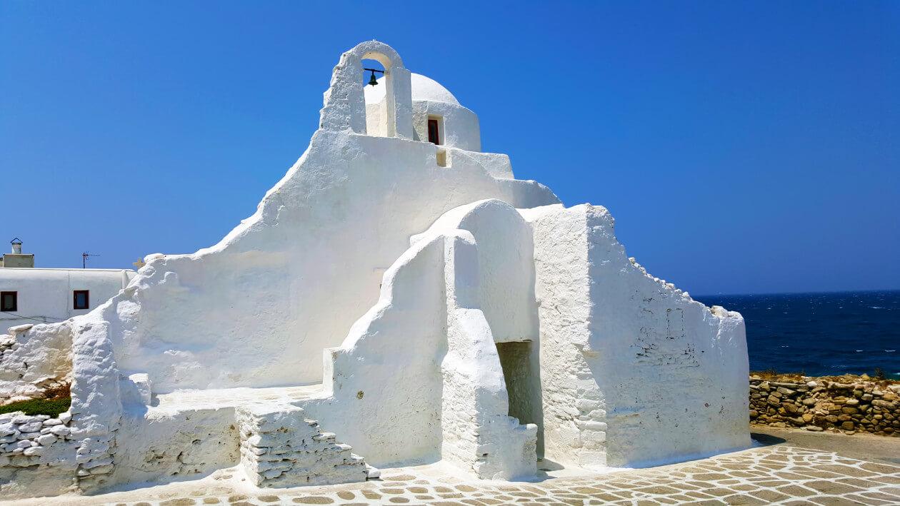 Каменная церковь Папапортиани