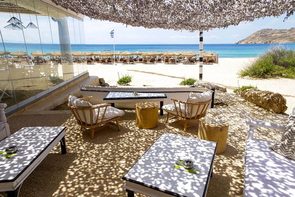 Пляжный ресторанчик