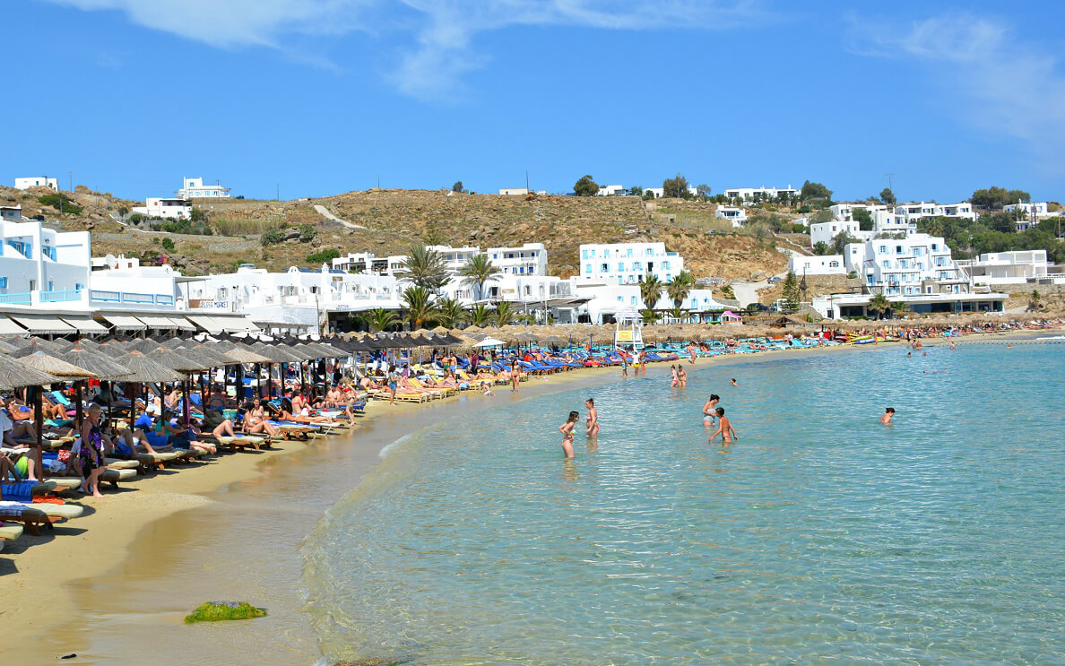 Пляж Патис Ялос