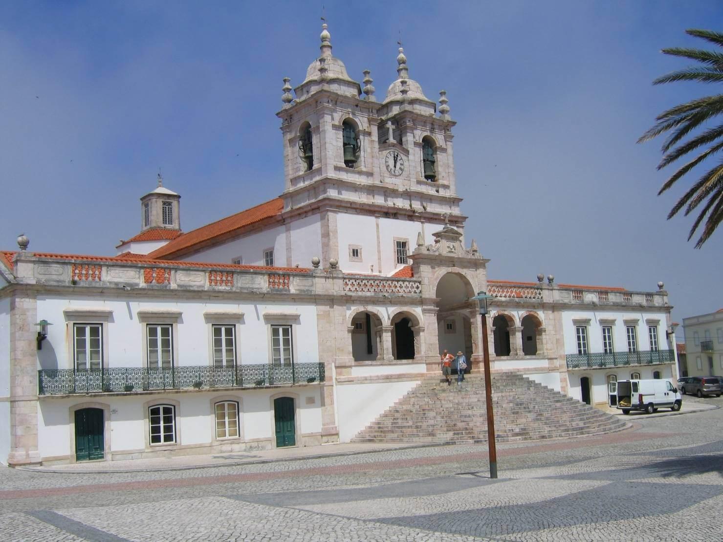 Церковь Nossa Senhora da Назаре (церковь Богоматери Назаре)