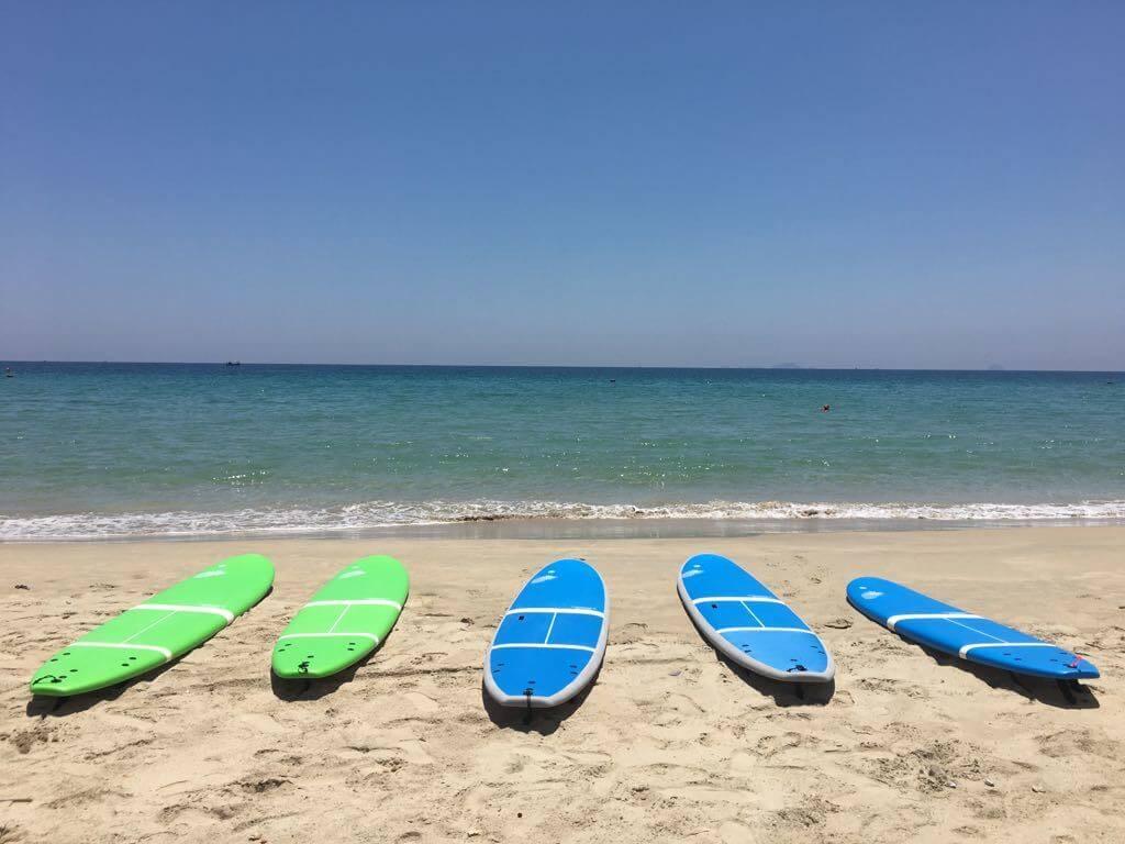 Доски для серфинга на прокат