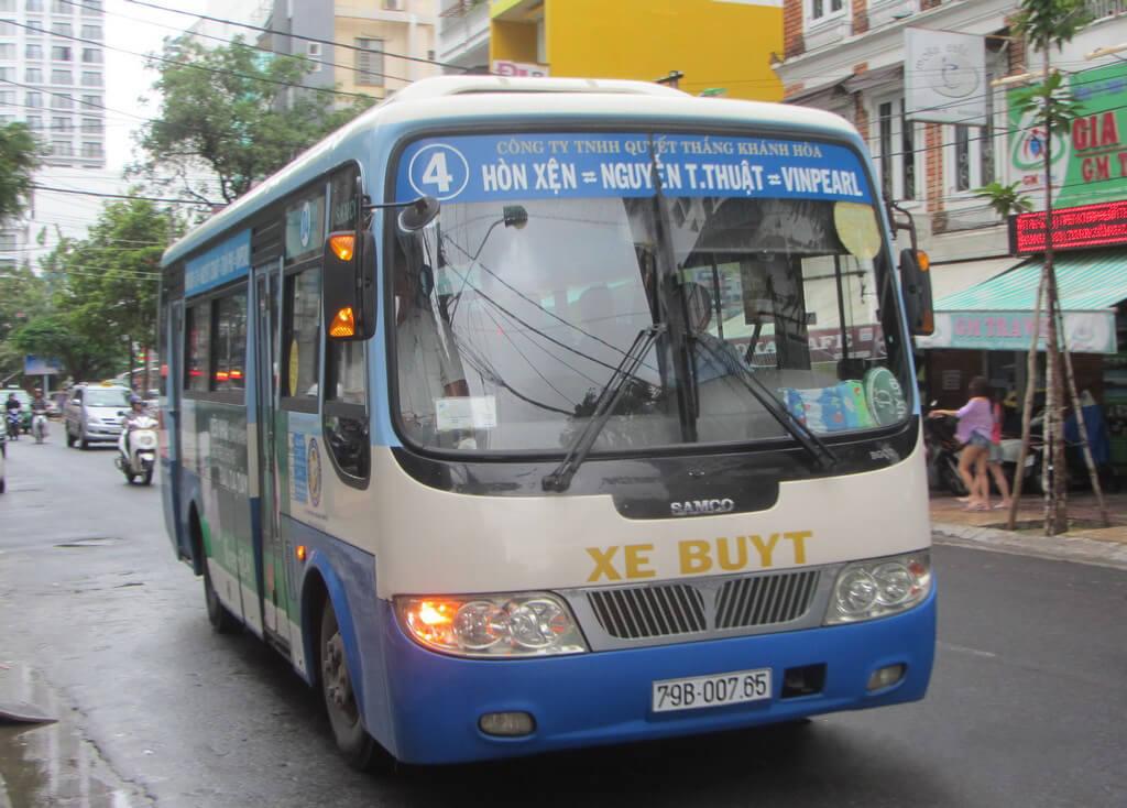 Так выгляжит автобус №4