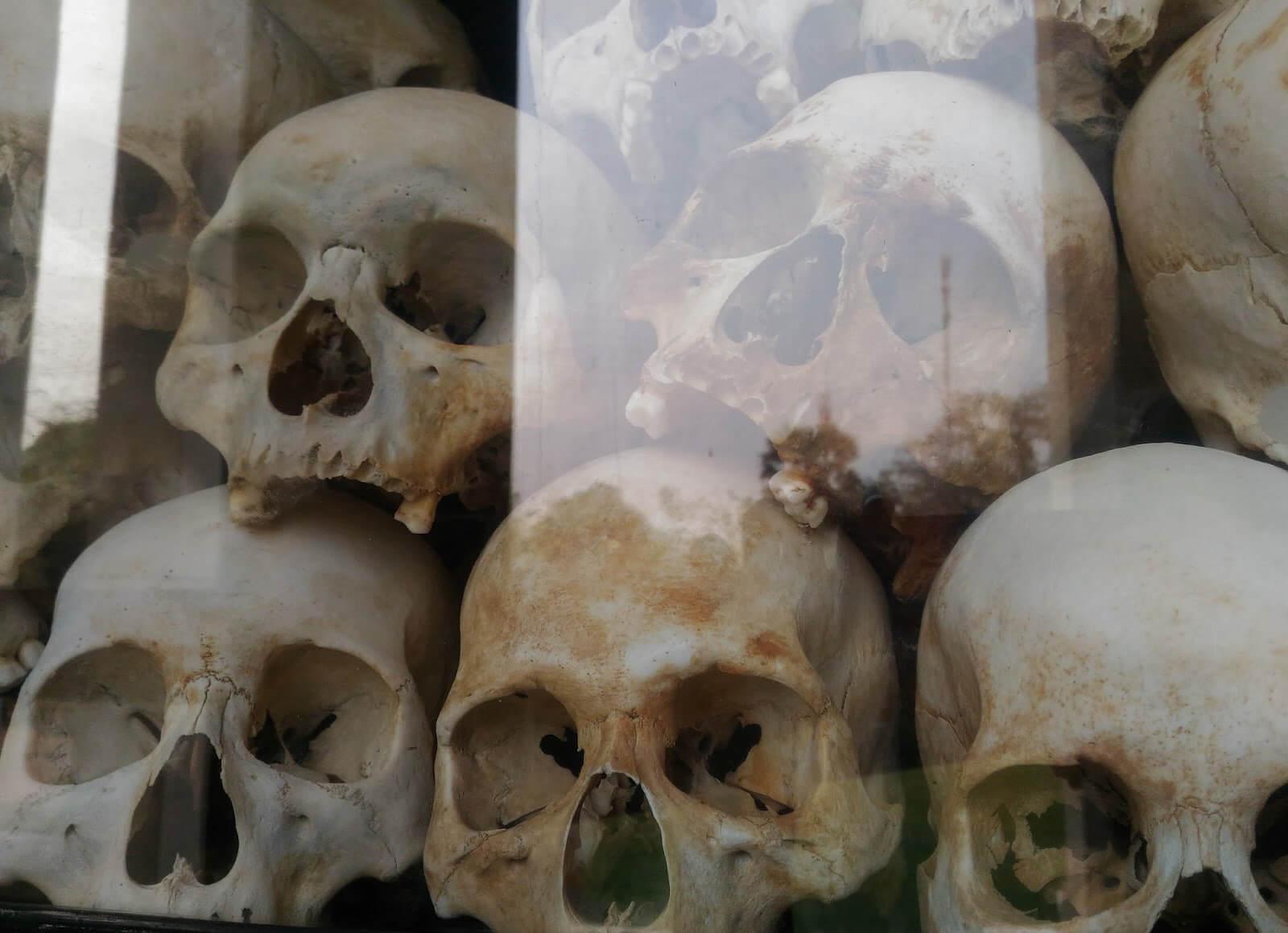 Тысячи проломленных черепов