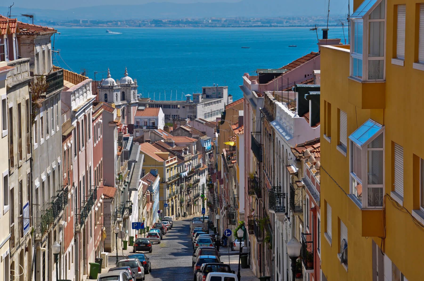 Район Лиссабона - Сантос