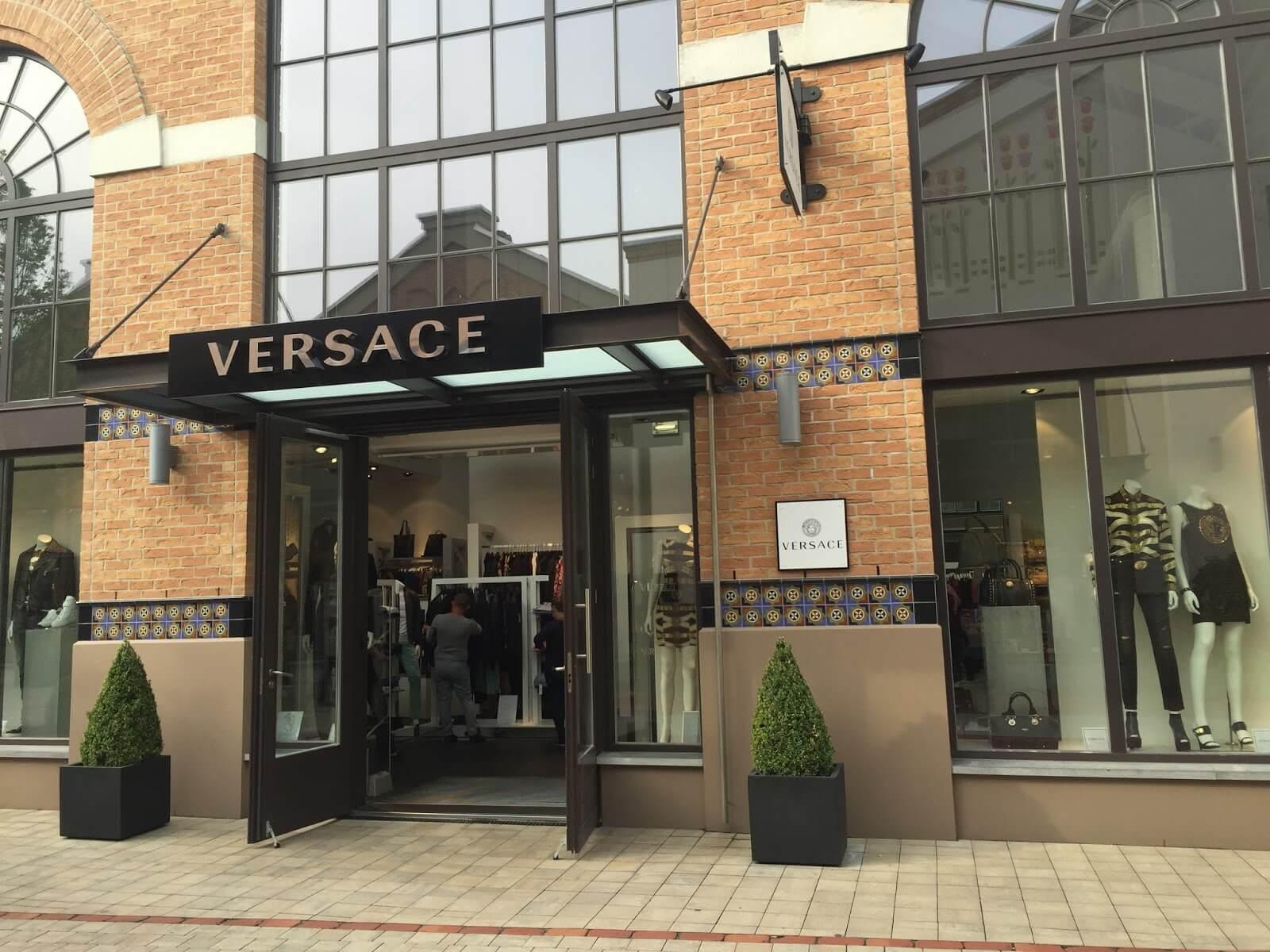 Бутик Versace