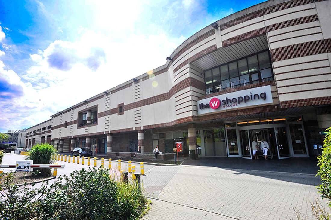 Торговый центр Woluwe