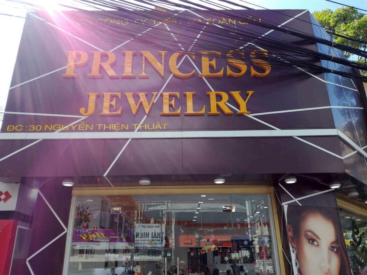 Магазин Princess Jewelry