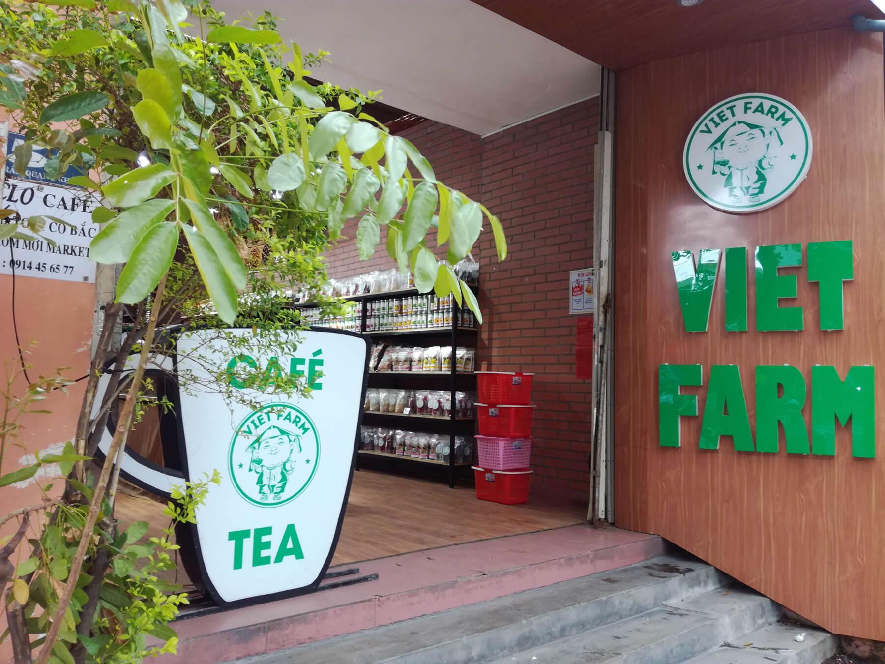 Магазин VietFarm