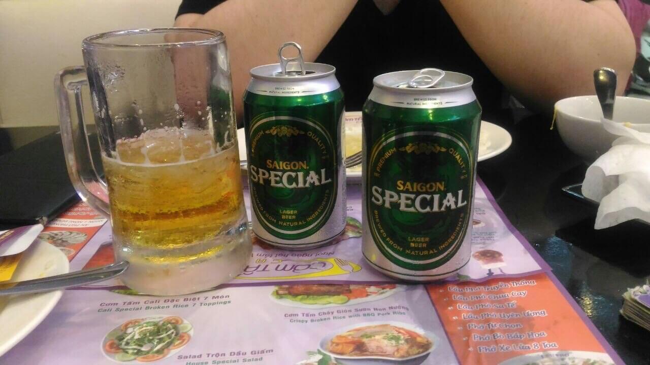 Пиво «Сайгон»