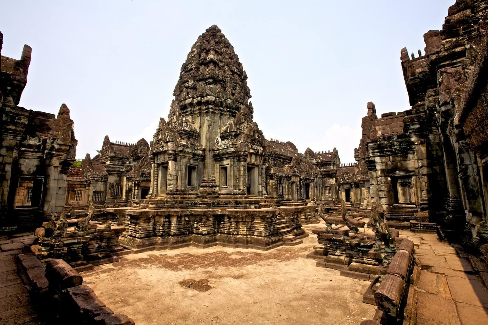 Храм Banteay Samre