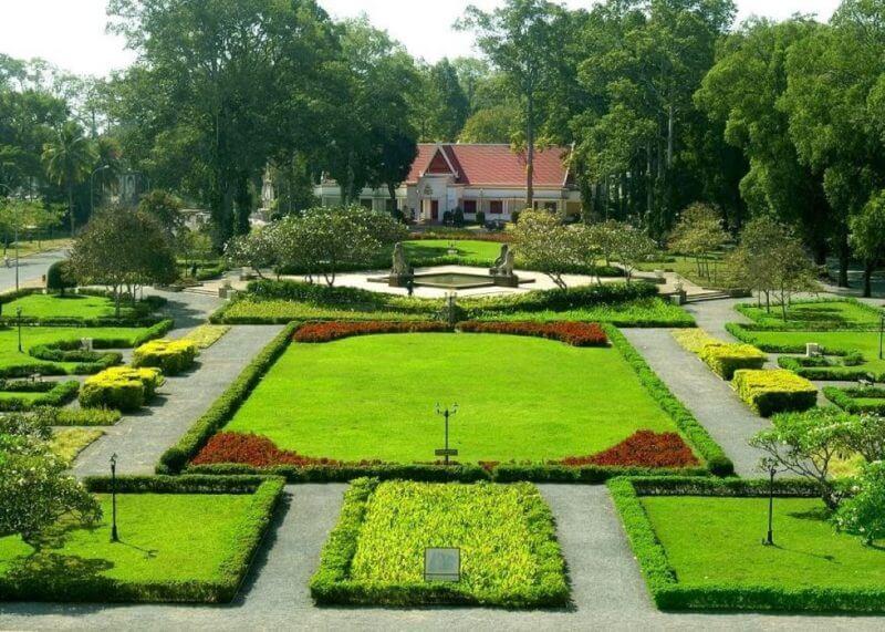 Фото: парк в Сием Рипе