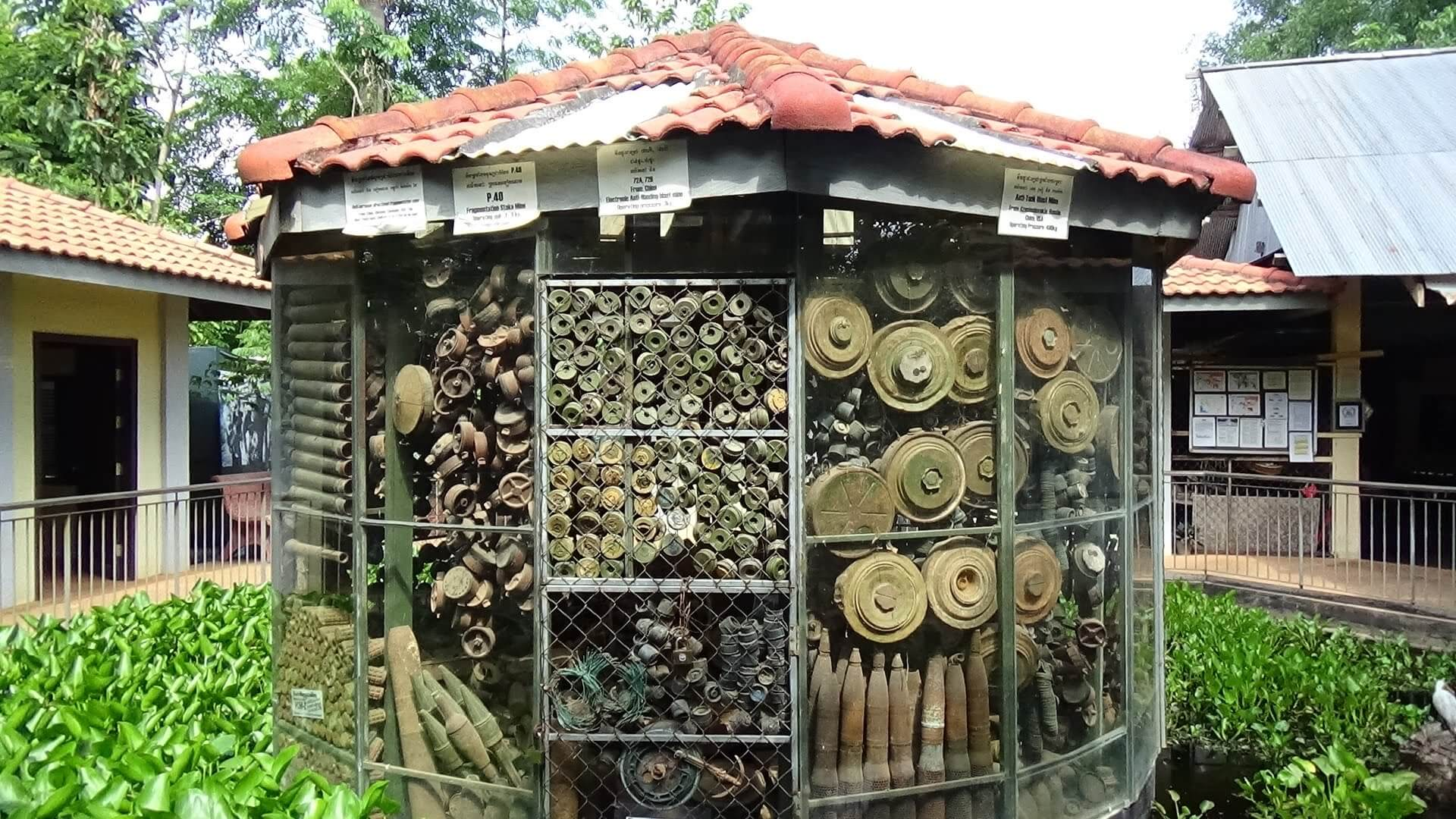 Музей мин (Landmine Museum)