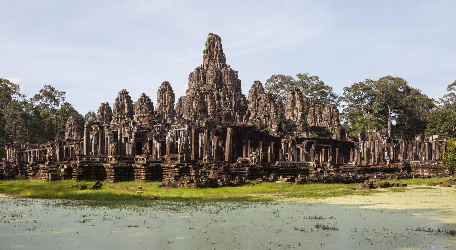 Храм Байон (Bayon Temple)