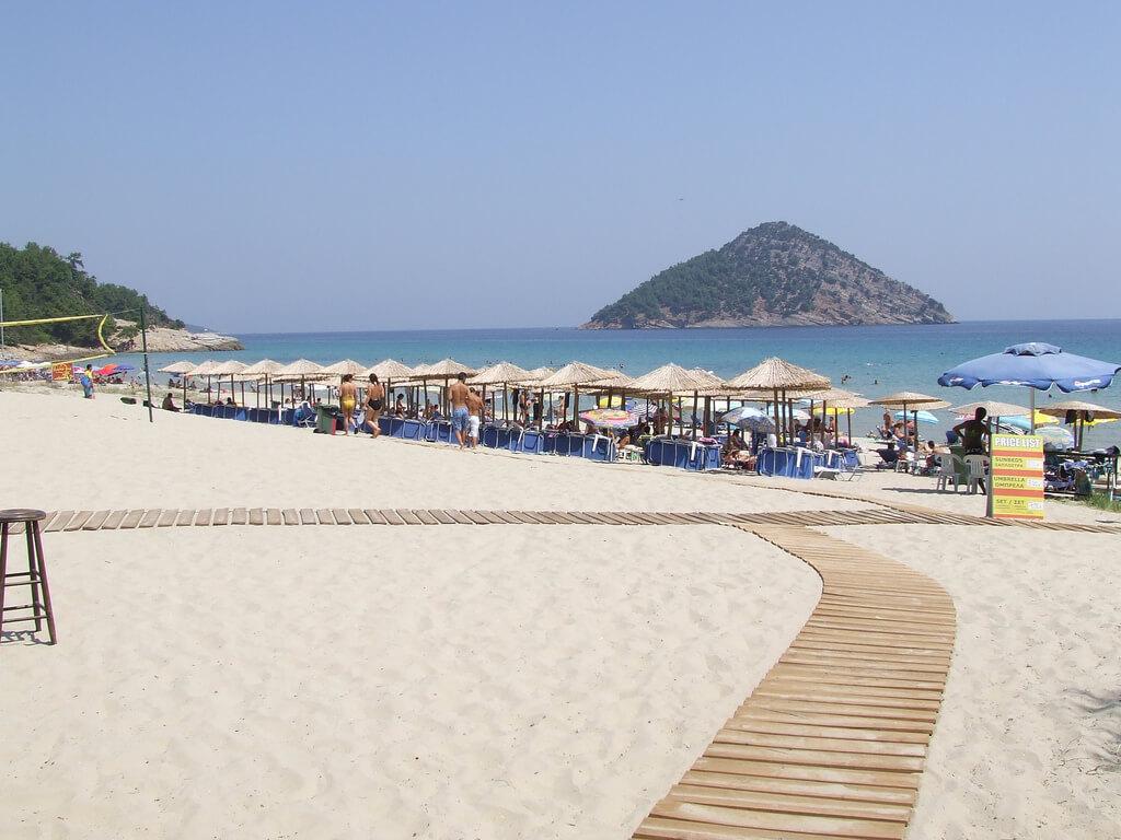 Пляж Парадиз
