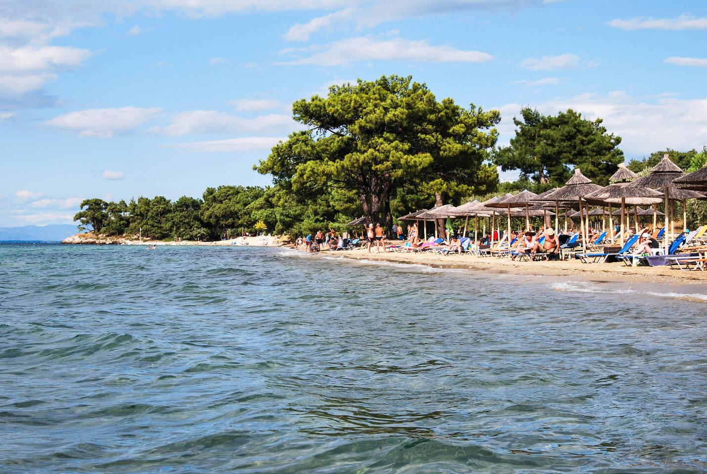 Пляж Глифонери