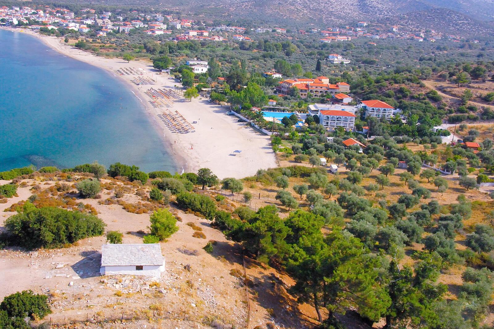 Курорт Потос
