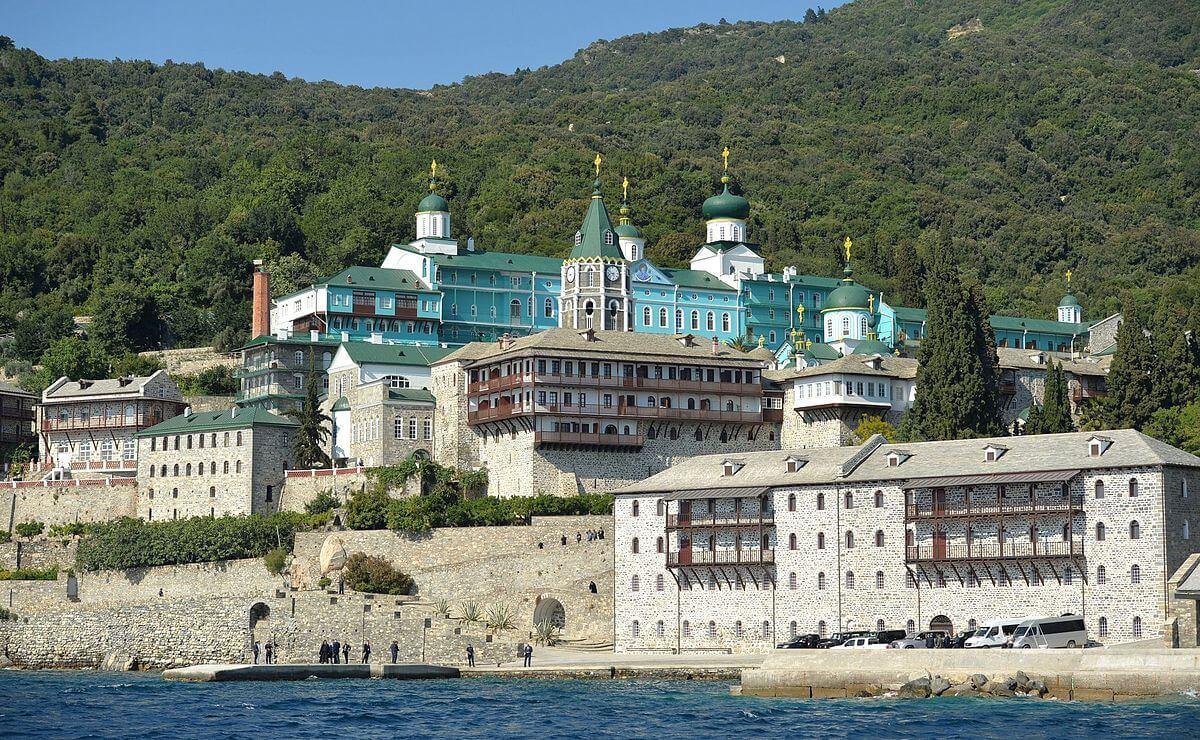 Монастырь Пантелеймона