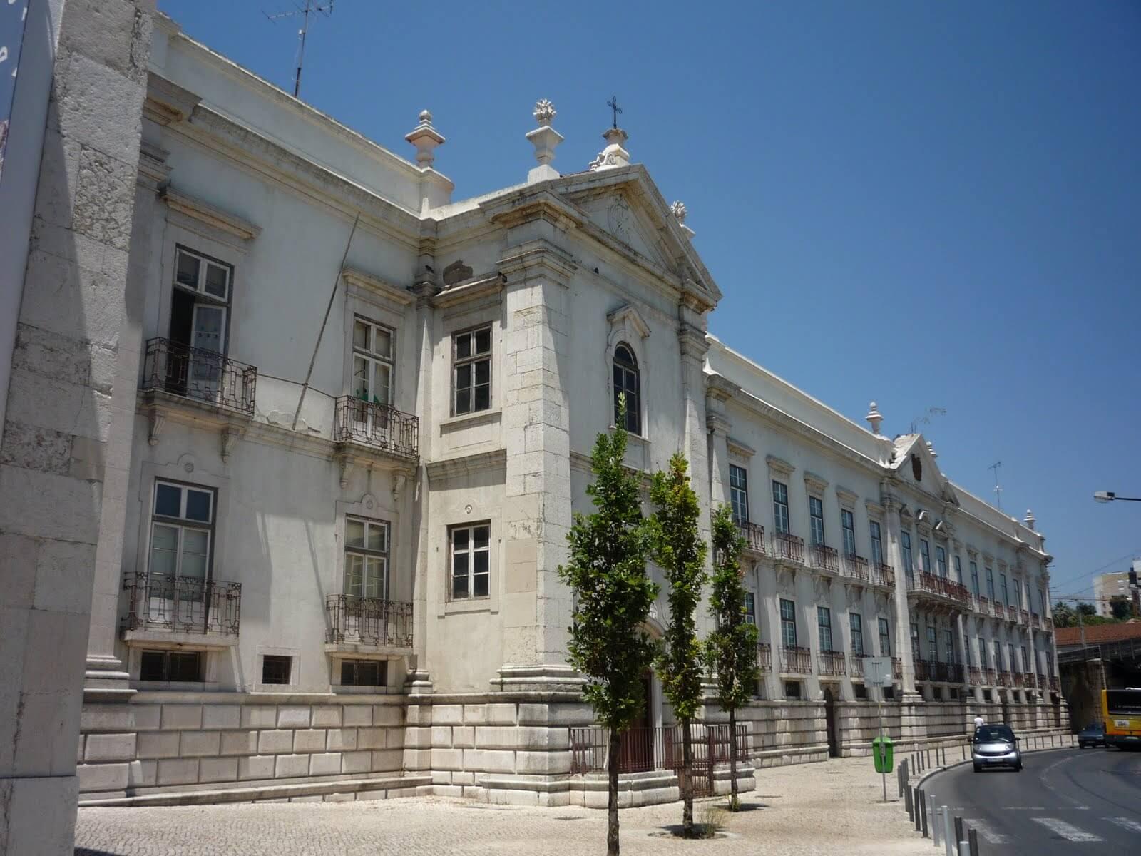 Национальный музей плитки азулежу