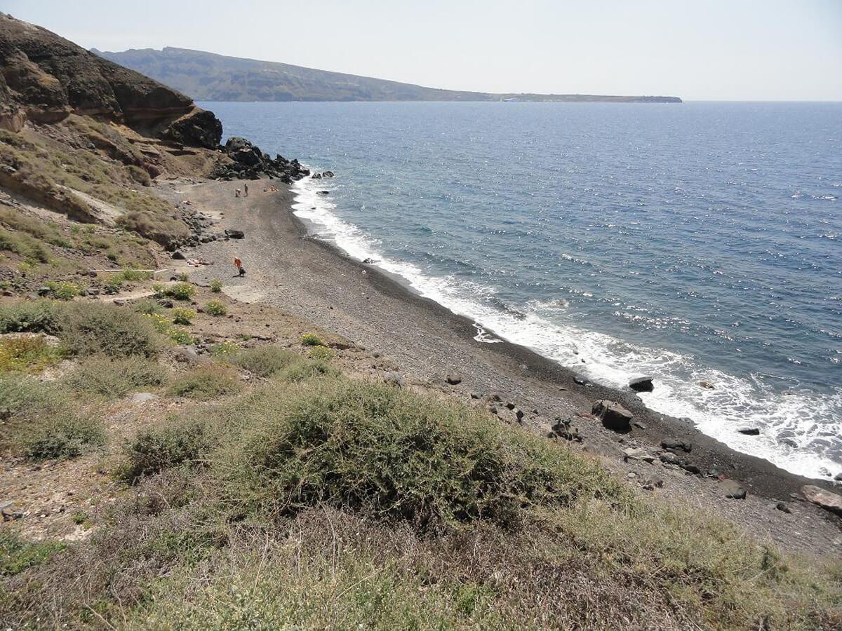Пляж Катарос