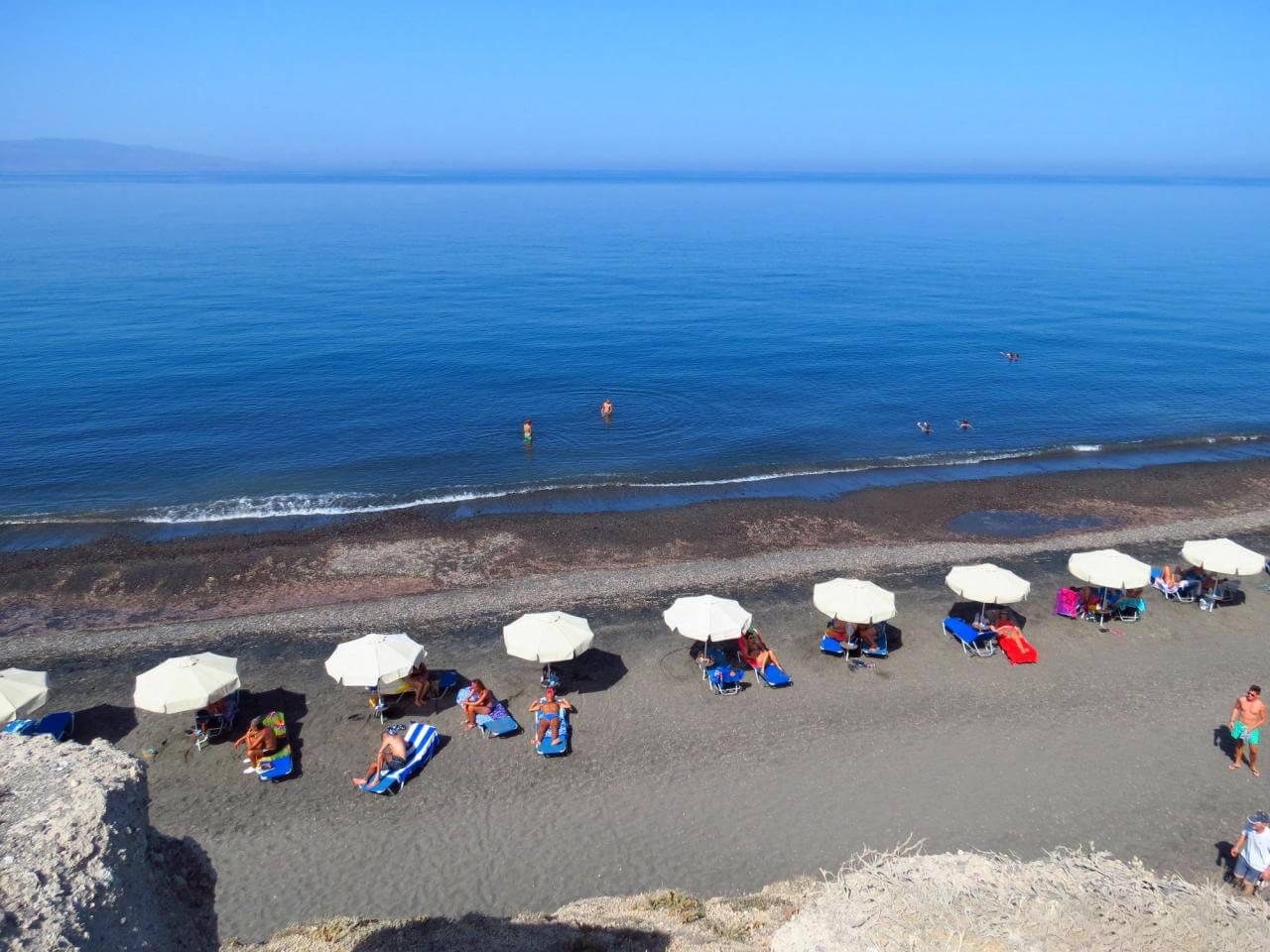 Пляж Бакседес