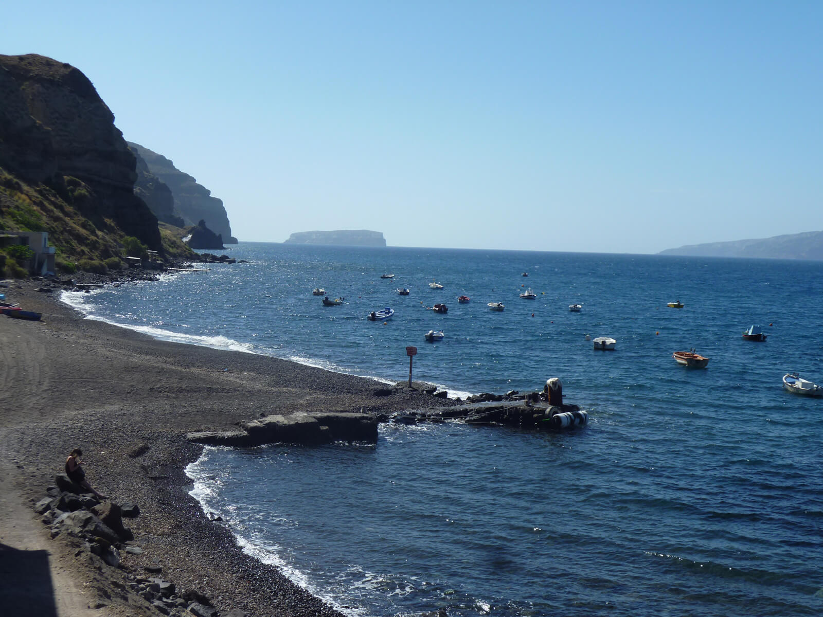 Пляж Caldera