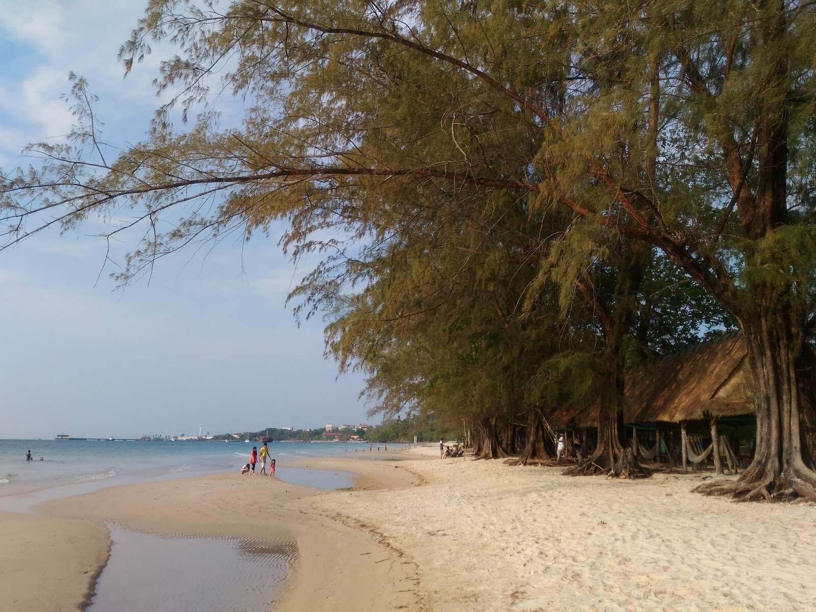 Пляж Ратанак