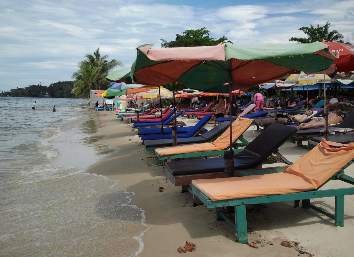 Пляж Виктори