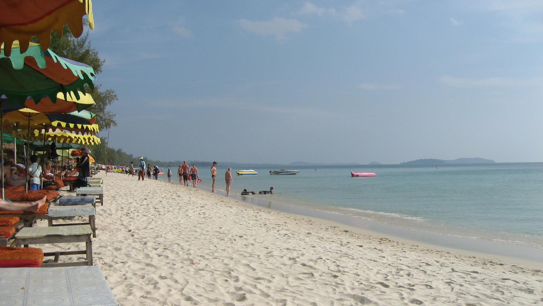 Пляж Отрес-2
