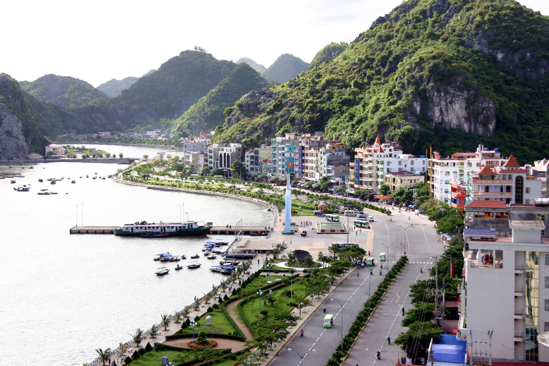 Город Хайфон, Вьетнам