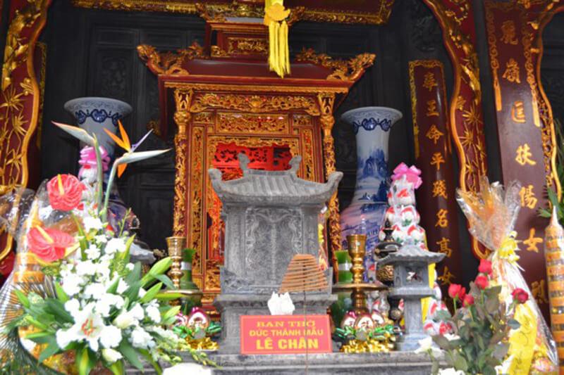 Храм Nghe, Хайфон