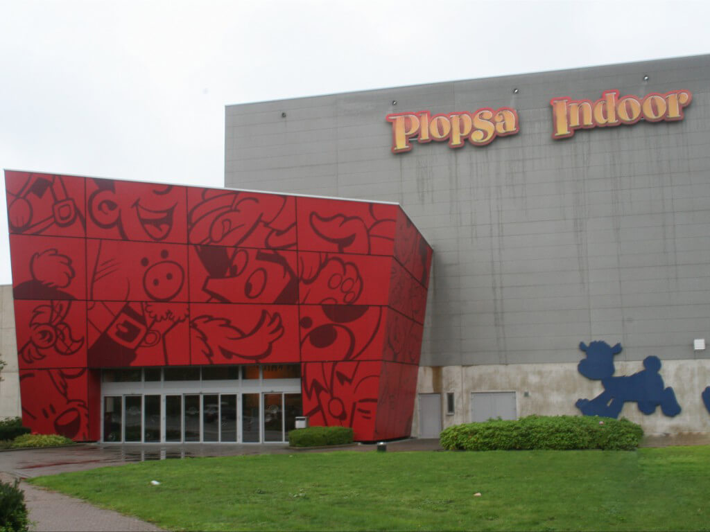 Парк Plopsa Indoor