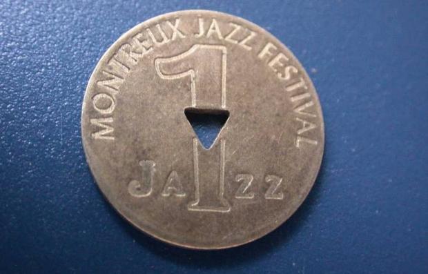 «Джаз» - валюта во время джазового фестиваля в Монтрё
