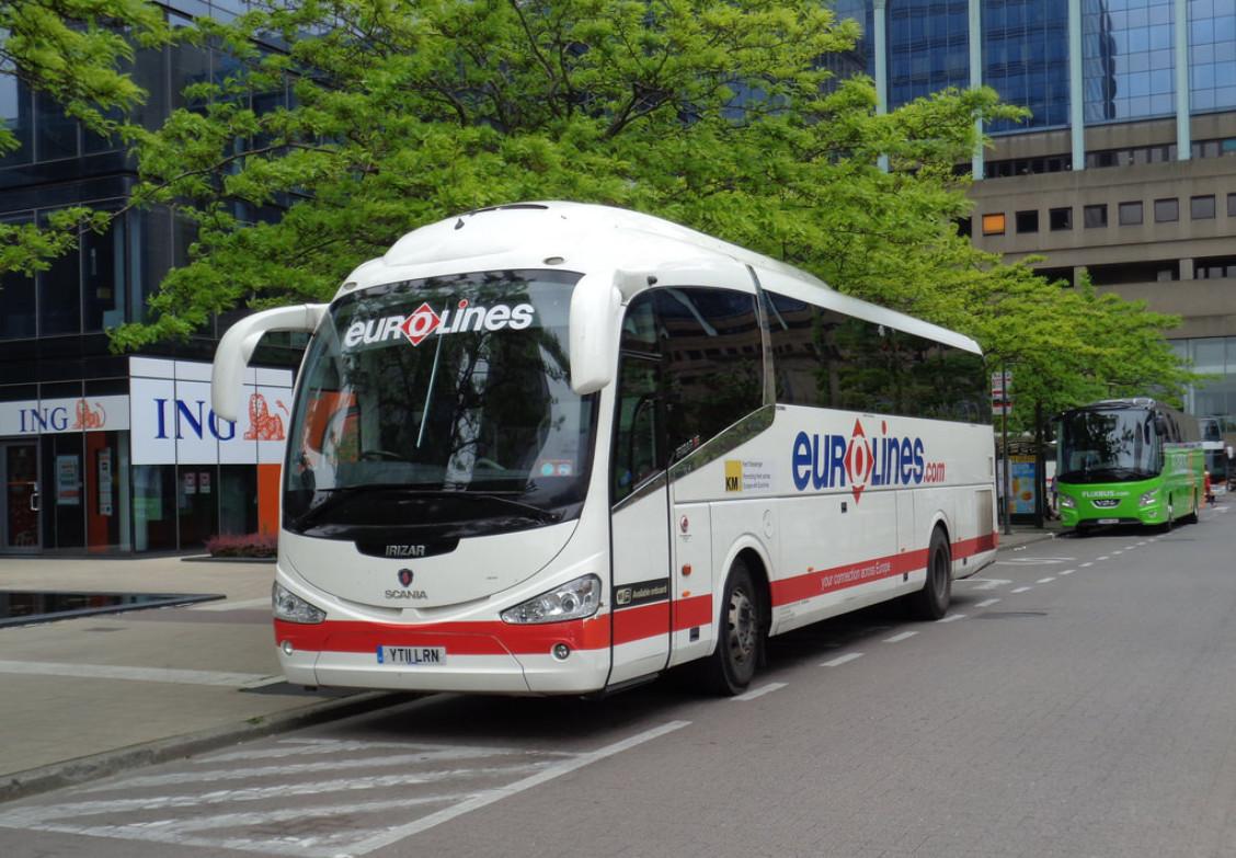 Автобус Eurolines