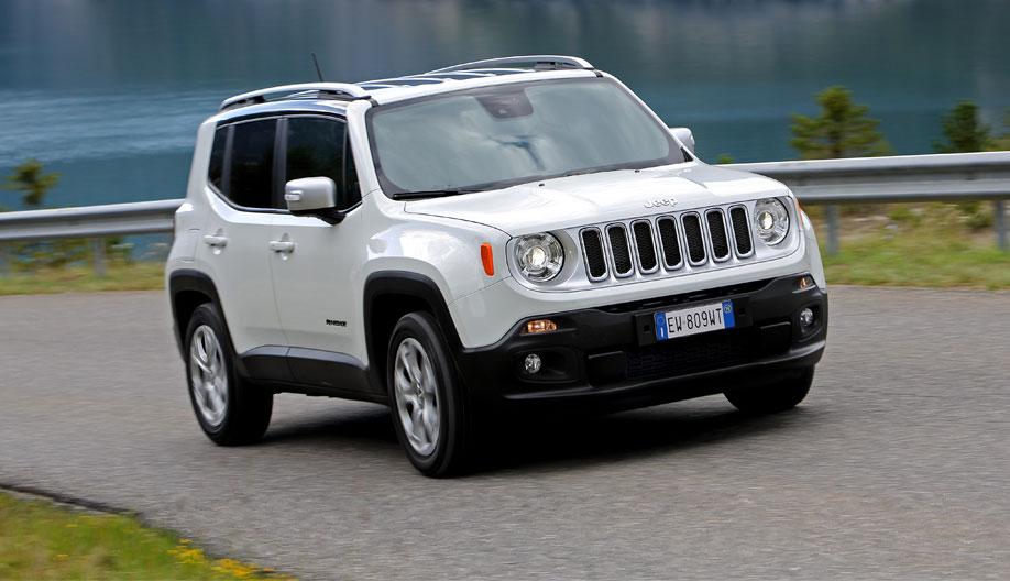 Автомобиль Jeep