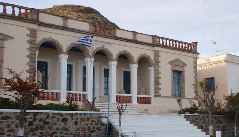 Археологический музей острова Милос