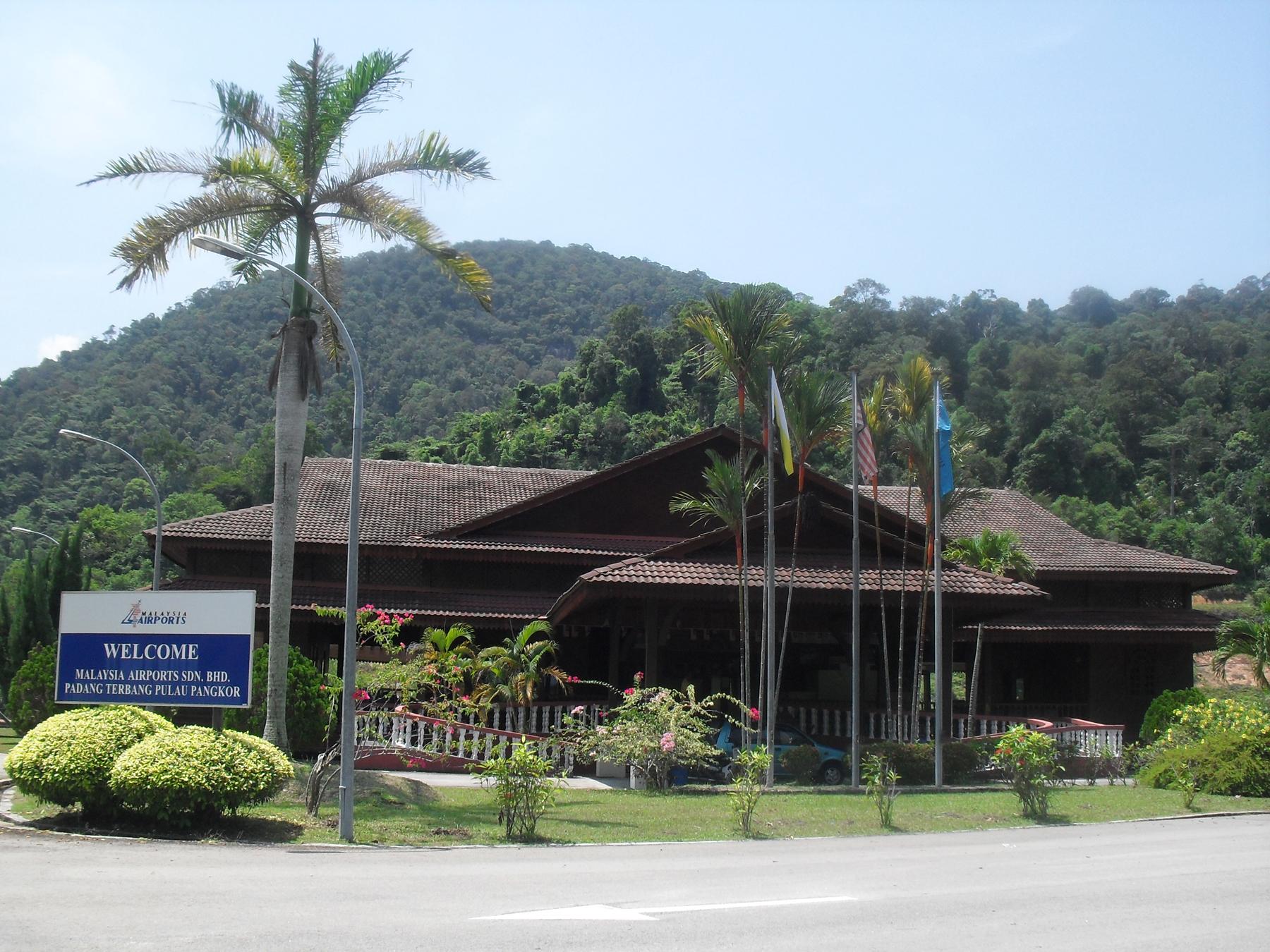 Аэропорт Pangkor Airport