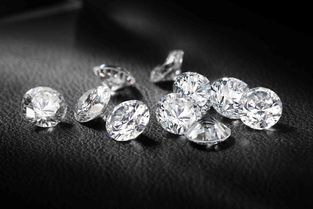Алмазы - статья экспорта Бельгии