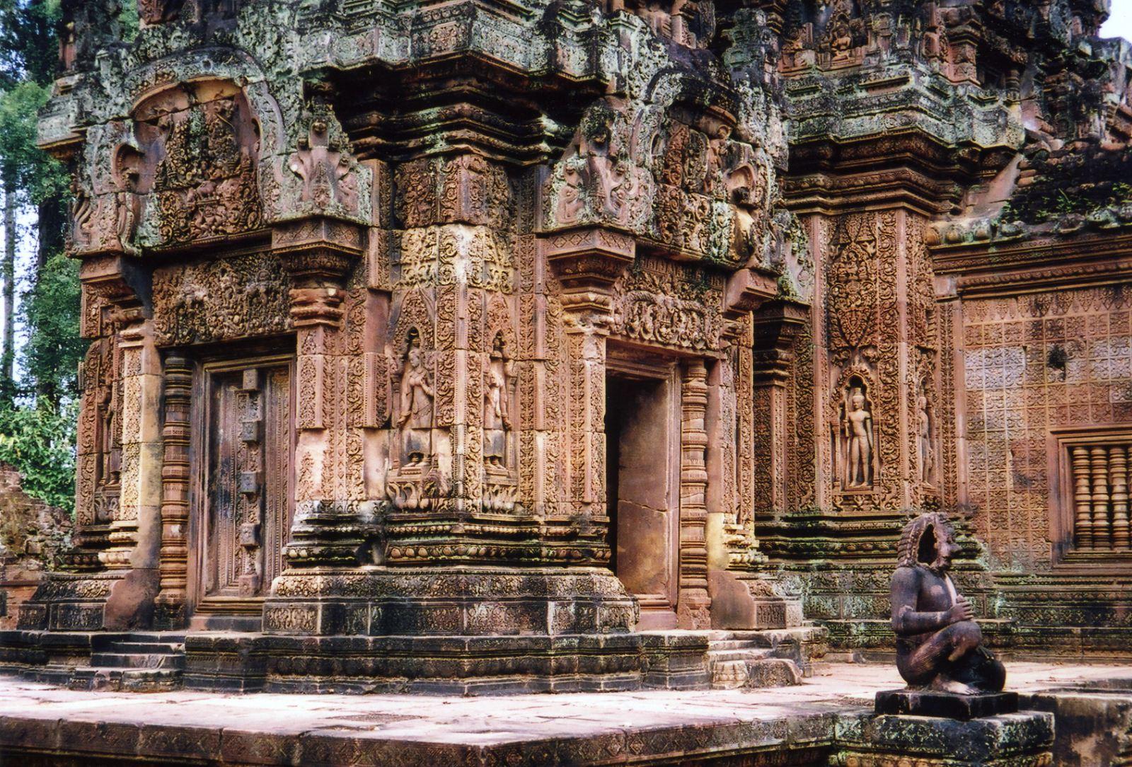 Буддистский храм Бантей Кдей
