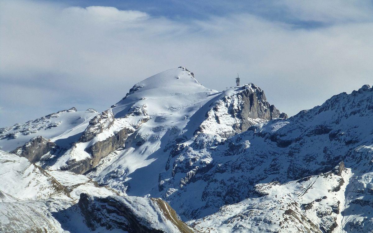 Гора Титлис