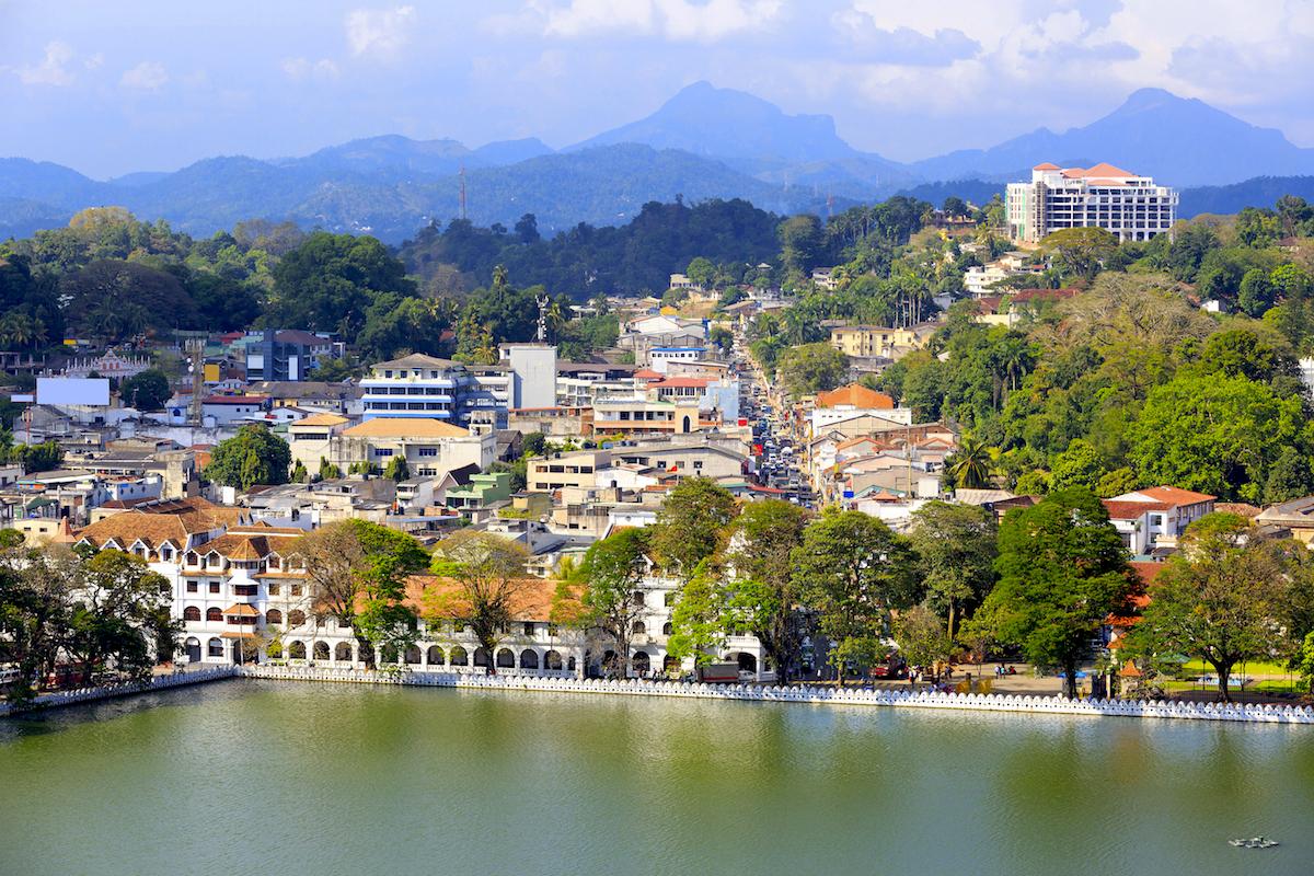 Город Канди, Шри-Ланка