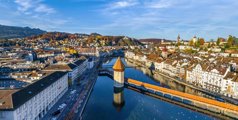Город Люцерн, Швейцария