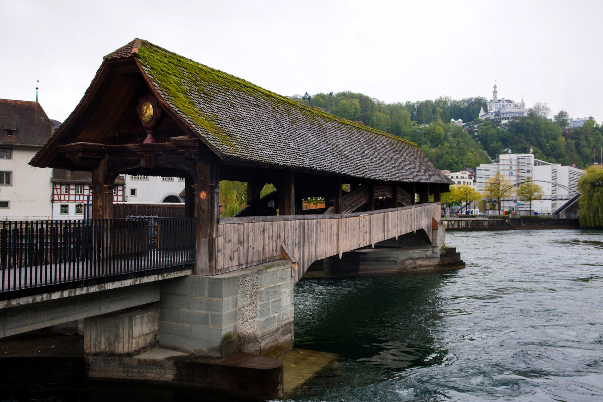 Мост Шпроербрюкке