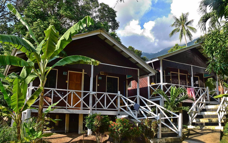 Домики Aguna Resort