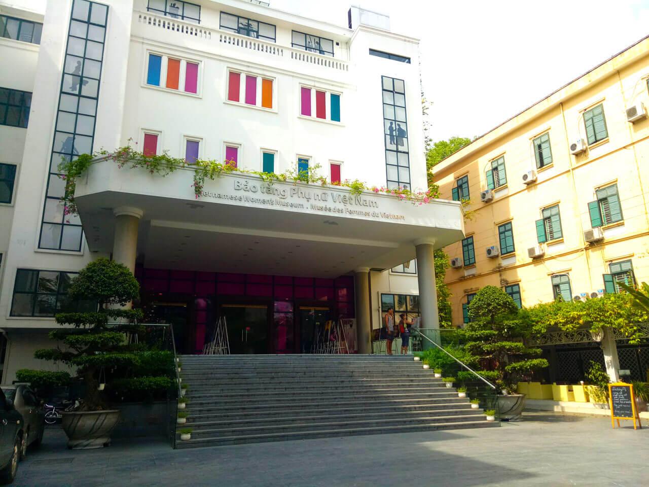 Женский музей в Ханое