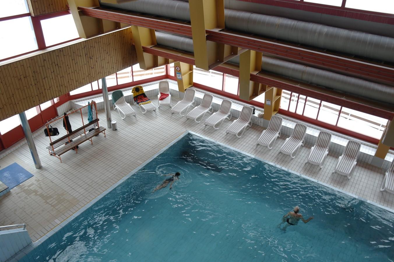 Крытый басейн Burgerbad